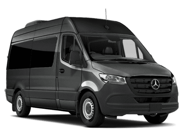 Mercedes Benz Large Sprinter