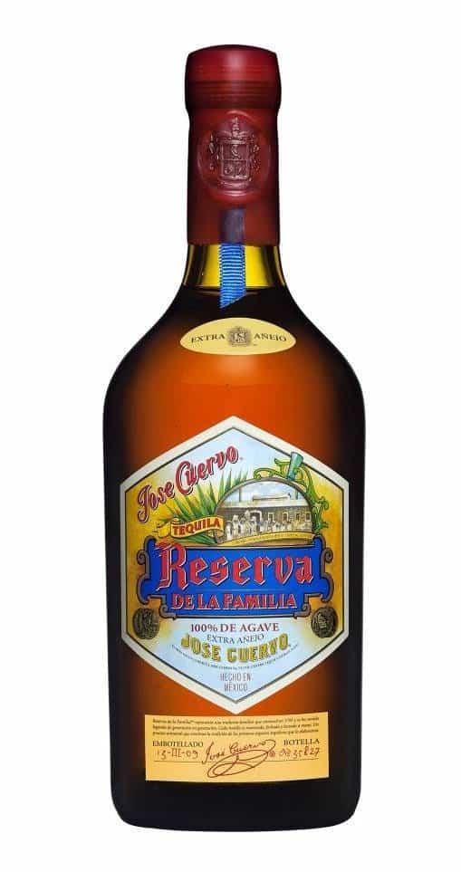 Tequila Jose Cuervo Reserva de la familia
