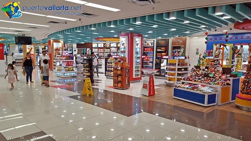 Duty Free at Puerto Vallarta Airport